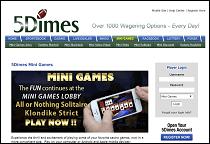 5Dimes Mini Games