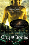 City of Bones by Cassandra Clare (The Mortal Instruments #1) - Paperback, 442 pages - Published July 2nd 2007 by Walker Books
