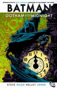 Batman: Gotham After Midnight - Steve Niles, Kelly Jones - 296 pages - Published 2009 by DC Comics