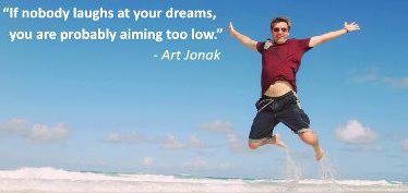 Aim Too Low