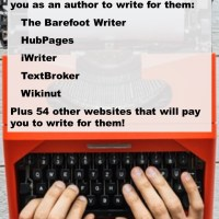 Author Payment Sites: Get Paid to Write Articles