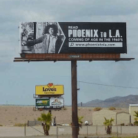 Should Independent Authors Invest in Billboards?