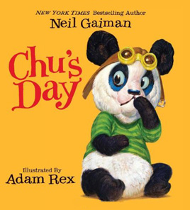Chu's Day by Neil Gaimon