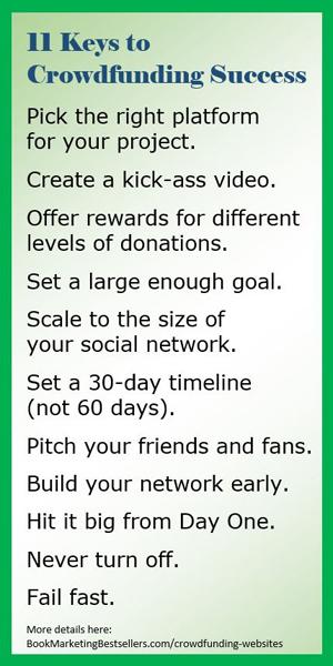 Keys to Crowdfunding Success