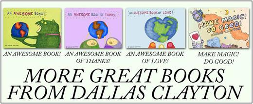 Dallas Clayton's Books
