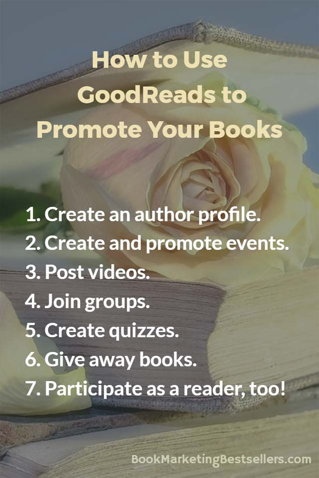 Goodreads Book Promotions