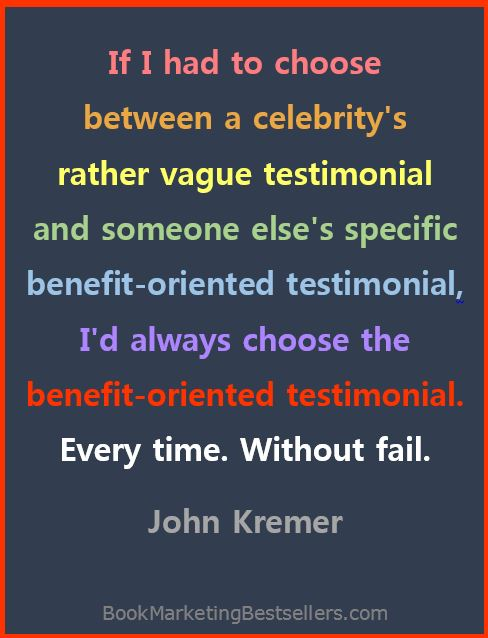 Benefit-Oriented Testimonials