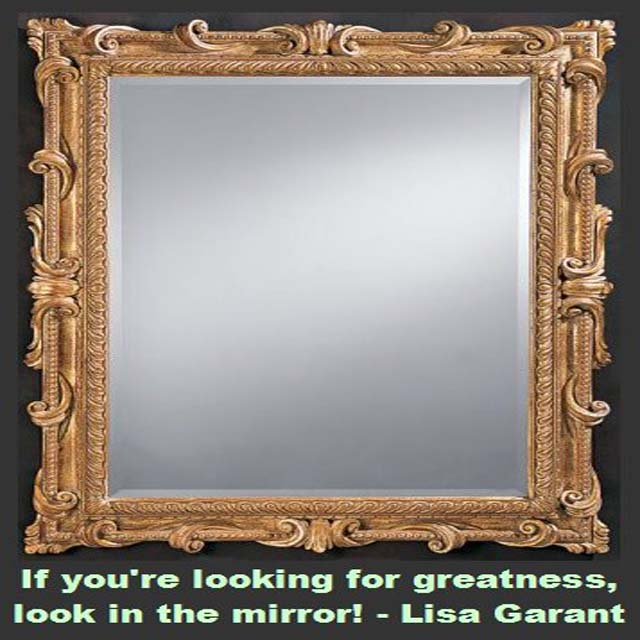Lisa Garant on Greatness