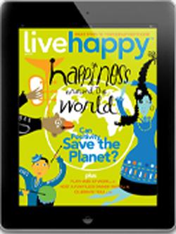 Live Happy Digital Edition
