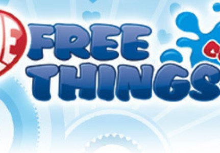 I Love Free Things