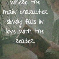 Fall in Love with the Reader