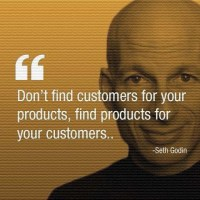 Seth Godin: On Finding Customers