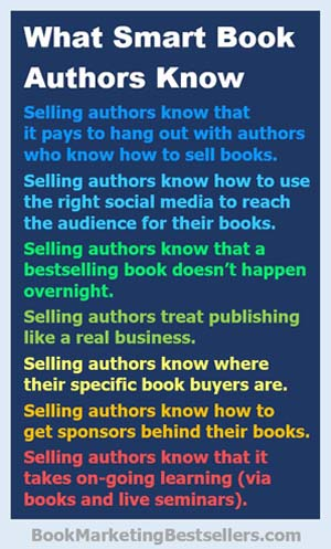 What Smart Authors Know