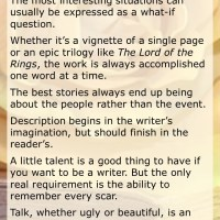 Stephen King: 22 Tips for Writers on Writing