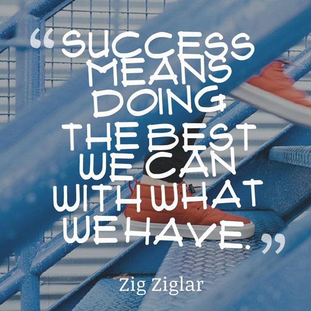 Zig Ziglar on Success