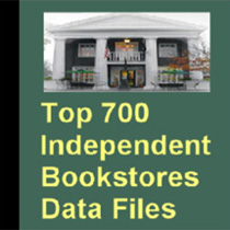 Top 700 Independent Bookstores