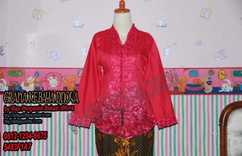 Produsen Kebaya Encim Katun by Kebaya DNOVA 081212346675 (1)