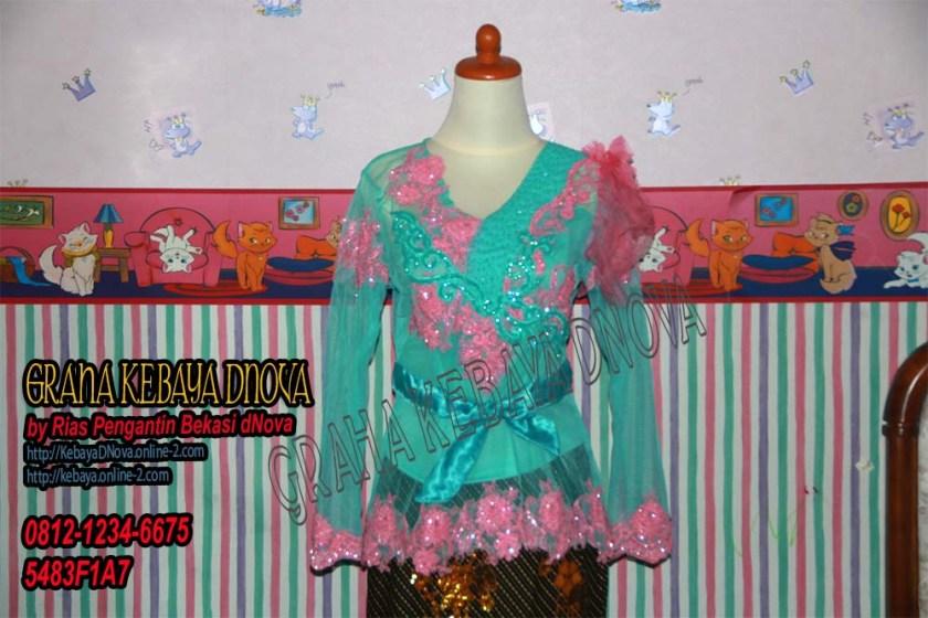 Produsen Kebaya Wisuda Murah - Kebaya Modern Payet - Kebaya DNOVA 081212346675 (3)