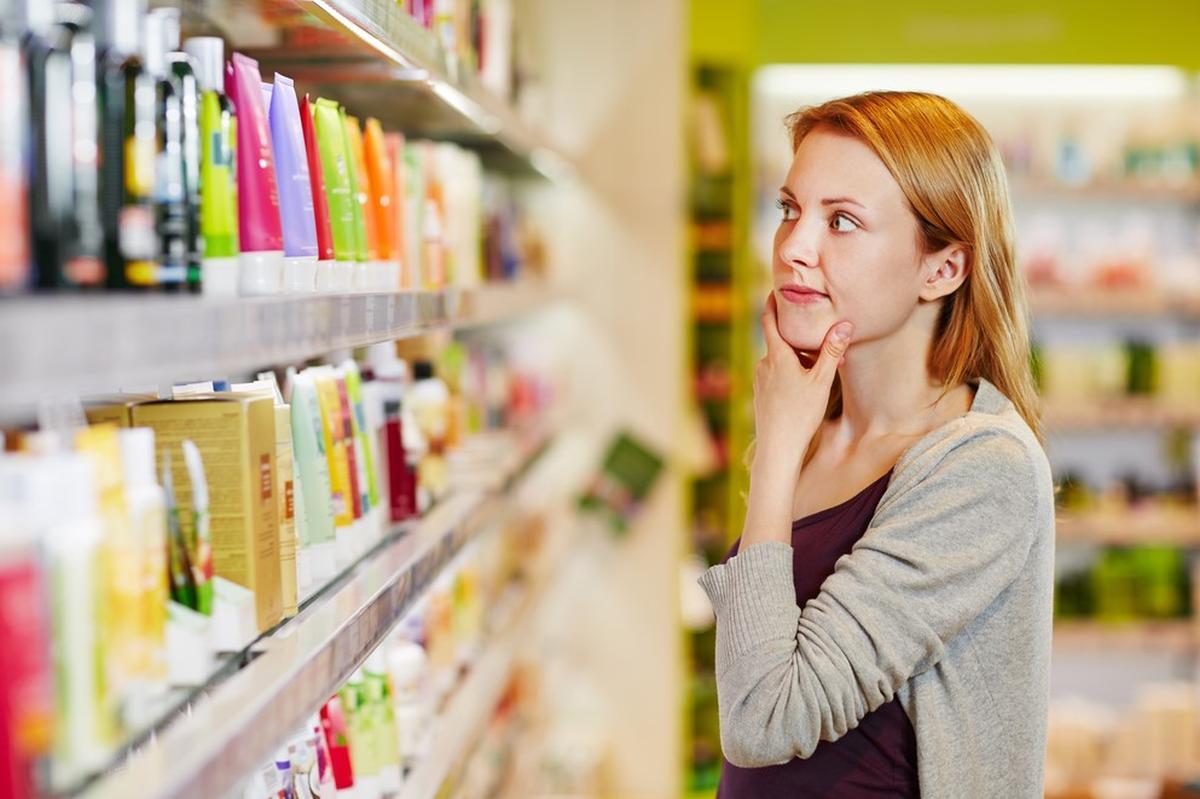 Produk Kosmetik Untuk Kulit Berjerawat