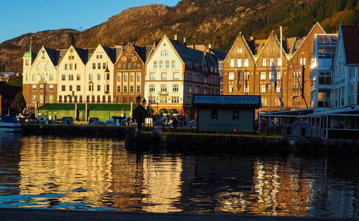 Bryggen Bergen Norway_3