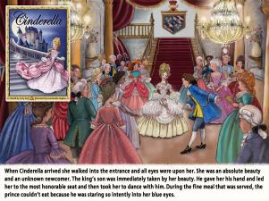 Cinderella - Billion eBook Gift