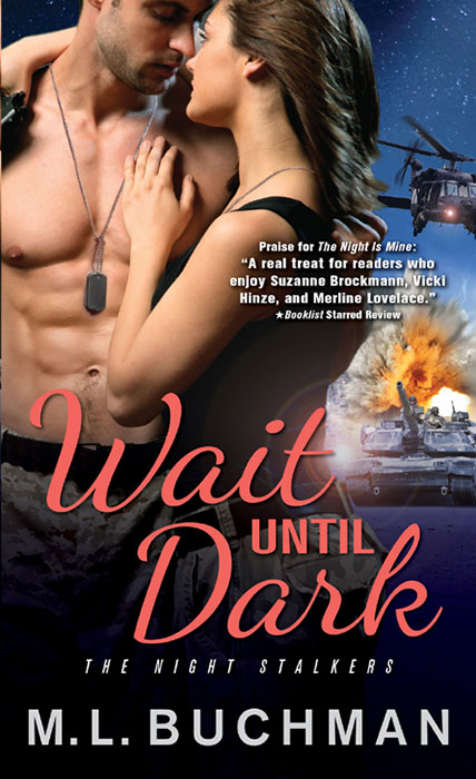 Wait Until Dark (Night Stalkers #3) by M. L. Buchman