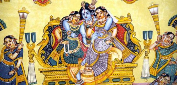 Mysore Painting (types of paintings)