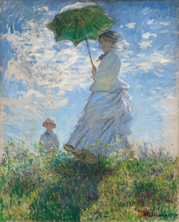 Impressionism Painting Style
