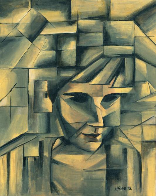 Cubism Painting Style