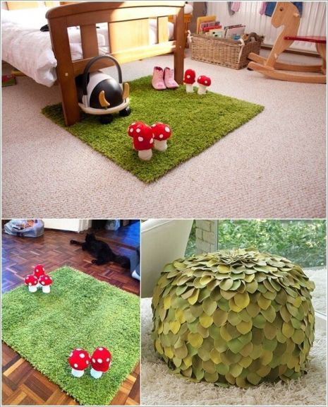 Gardening Enthusiast (Kids Bedroom Decoration Ideas)