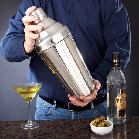 Cocktail Shaker (Christmas Gifts for Brothers)