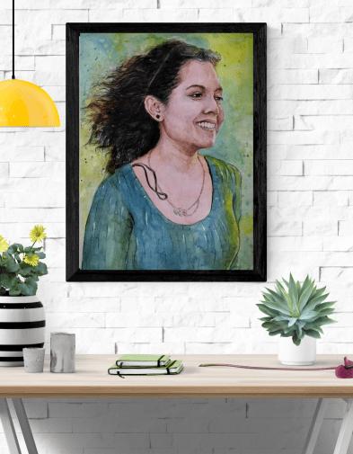Handmade Custom Paintings from Photos