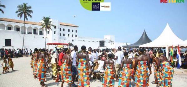 Celebrations in Liberia