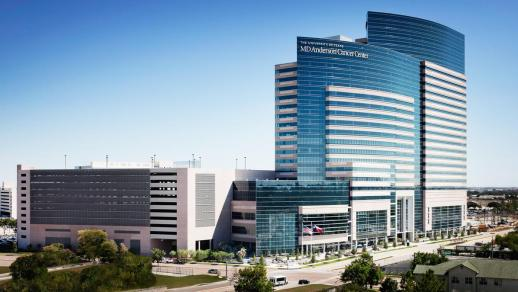 University of Texas MD Anderson Cancer Centre (Houston): Cancer Hospital