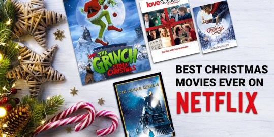 Netflix Christmas Movie Marathon