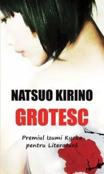 Grotesc de Natsuo Kirino