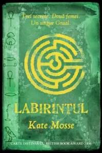 Labirintul de Kate Mosse