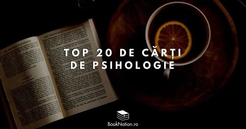 carti de psihologie