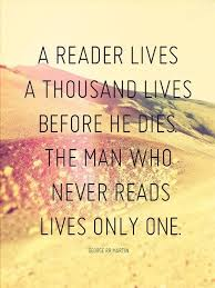 quote about reading