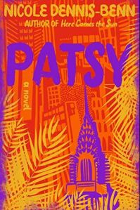 book cover of Patsy by Nicole Dennis-Benn