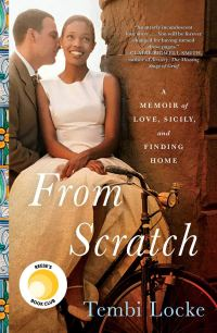book cover of From Scratch by Tembi Locke