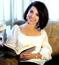 Author Talia Carner
