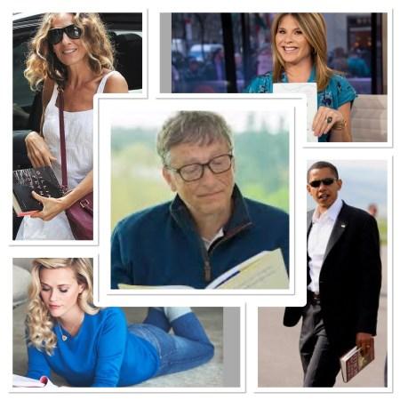 Bill Gates Reads