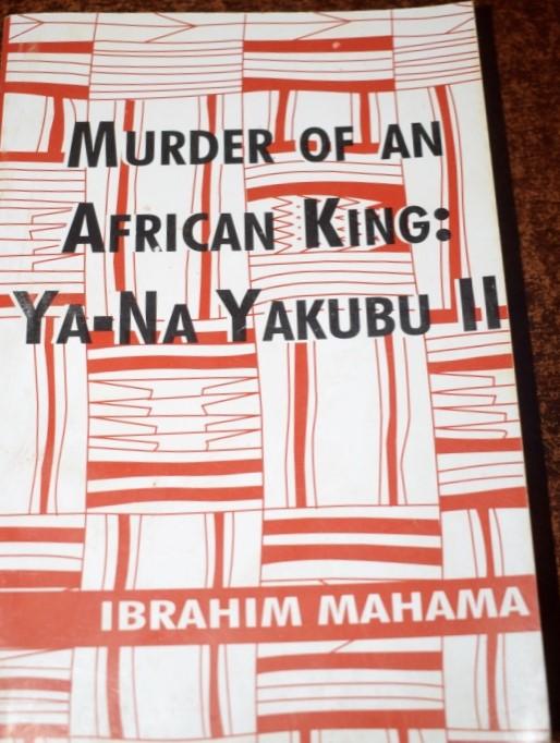 Books on Dagbon by Ibrahim Mahama