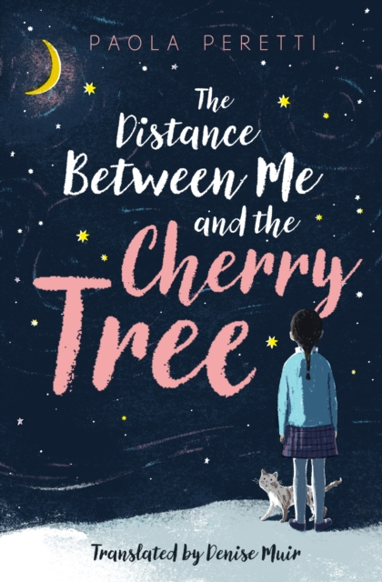 Book recommendation – The Distance Between Me and the Cherry Tree by Paola Peretti