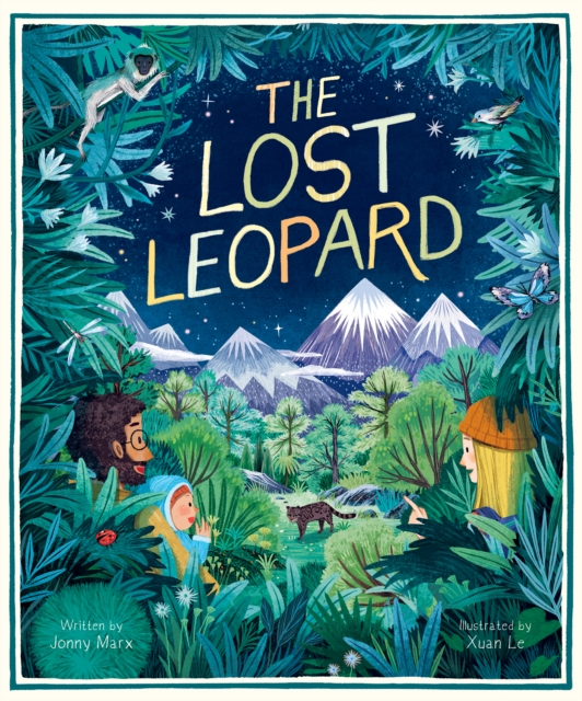 The Lost Leopard by Jonny Marx and Xuan Le