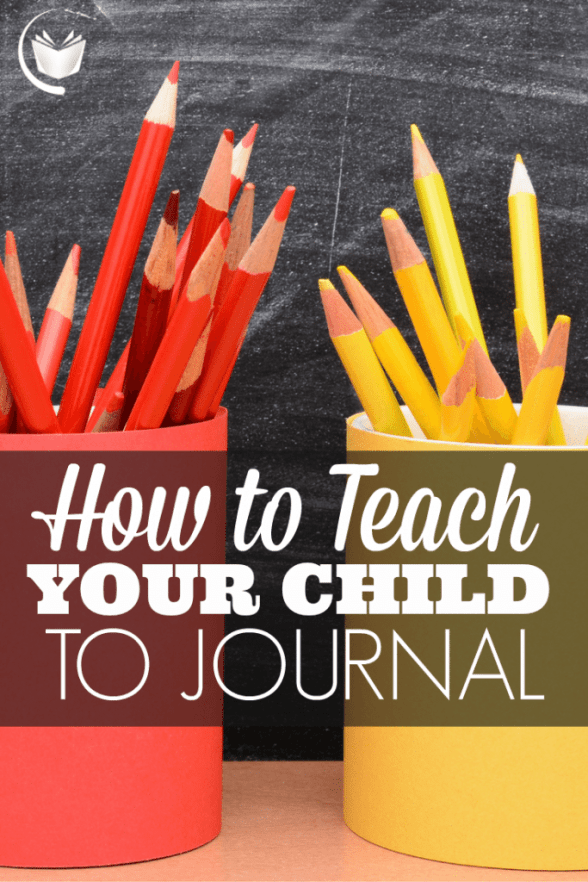 You can teach the love of journaling to kids! Help your young ones use their vivid imaginations to write down their thoughts starting today!