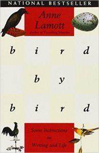 Best Writing Books - Bird by Bird by Anne Lammott