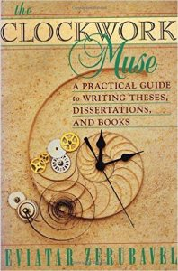 Best Writing Books - The Clockwork Muse by Eviatar Zerubavel