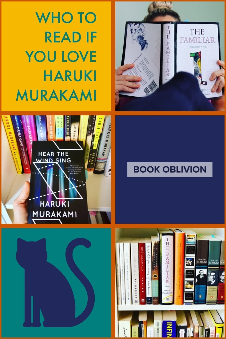 Authors Similar to Haruki Murakami in Mind-Bending Contemporary Fiction